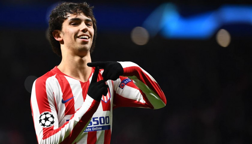 Joao Felix (Atletico Madrid, 20)