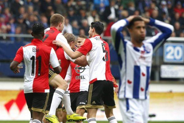 Feyenoord – Heerenveen Predictions (13.12.2017)