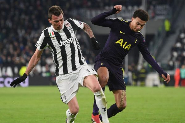 Tottenham vs Juventus Betting Tips 07.03.2018