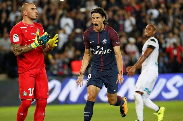 Saint-Etienne vs PSG Betting Tips 06.04.2018