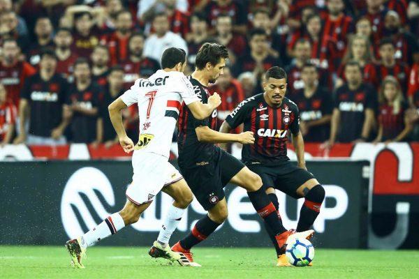 São Paulo vs Atlético Paranaense Betting Tips 19.04.2018