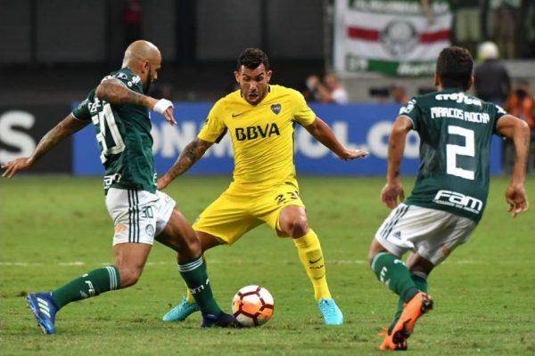 Boca Juniors vs Palmeiras Betting Tips 25.04.2018