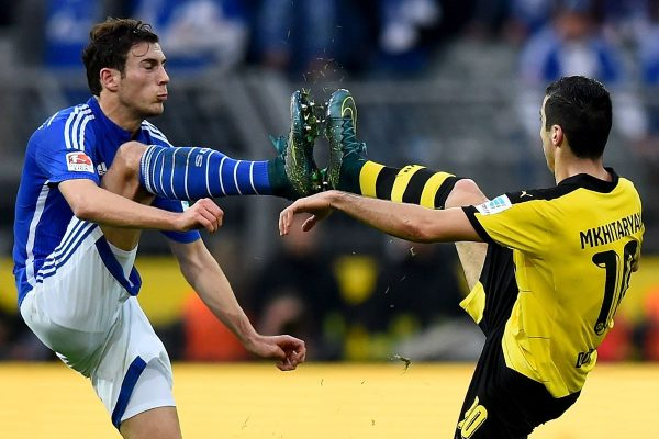 Schalke 04 vs  Borussia Dortmund Betting Tips 15.04.2018