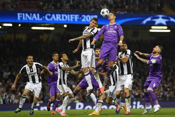 Real Madrid vs Juventus Betting Tips 11.04.2018