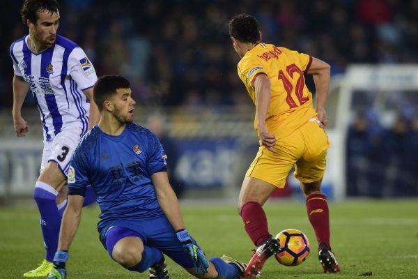 Sevilla vs Real Sociedad Betting Tips 04.05.2018