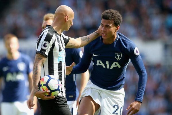 Tottenham vs Newcastle United Betting Tips 09.05.2018