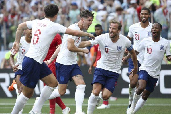 England vs Belgium World Cup 28.06.2018