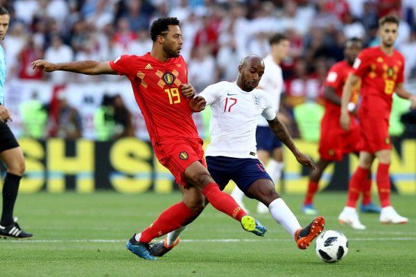 Belgium vs England World Cup 14/07/