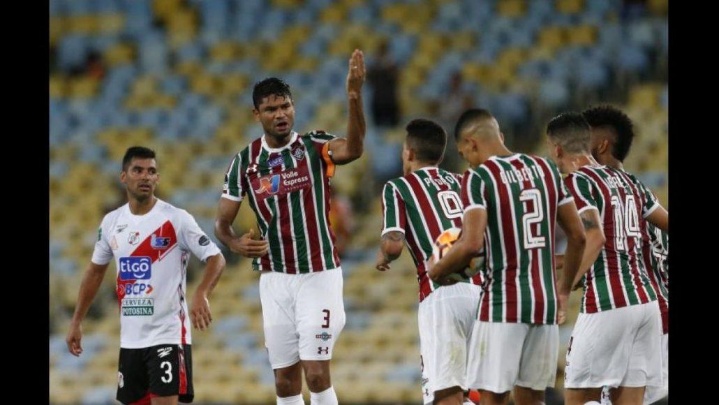 Fluminense RJ vs Nacional de Futebol Free Betting Tips 25/10