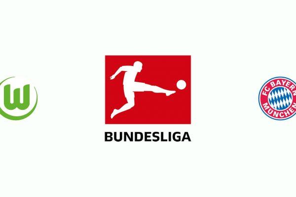 Wolfsburg vs Bayern Munich Free Betting Tips 20/10