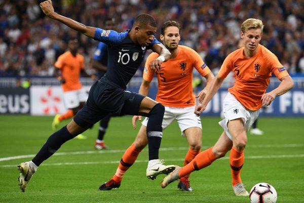 Netherlands vs France Free Betting Tips 16/11