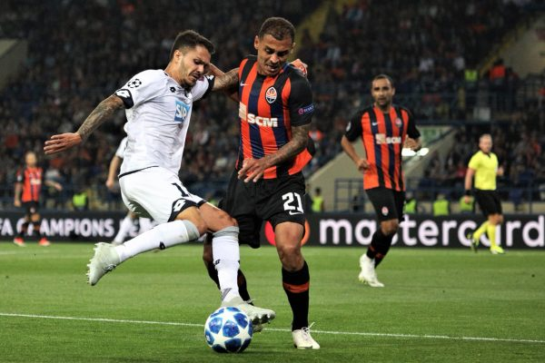 Hoffenheim vs Shakhtar Donetsk Free Betting Tips 27/11