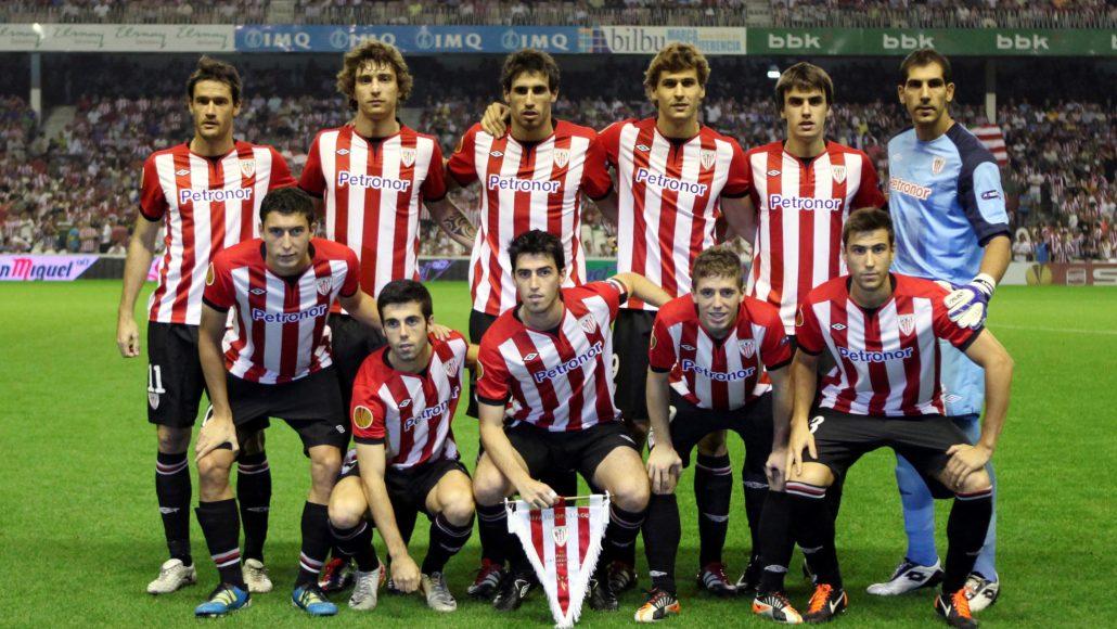 Equipe Bilbao - 29.09.2011 - Athletic Bilbao / Paris Saint Germain - Europa League Photo : Manuel Blondeau / Aop Press / Icon Sport