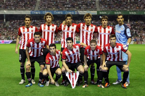 Equipe Bilbao - 29.09.2011 - Athletic Bilbao / Paris Saint Germain - Europa League Photo : Manuel Blondeau / Aop Press / Icon Sport