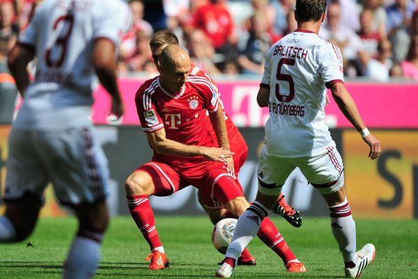 Bayern Munich vs Nuremberg Free Betting Tips 08/12