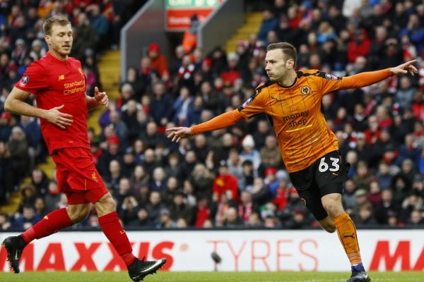 Wolverhampton vs Liverpool Free Betting Tips 21/12