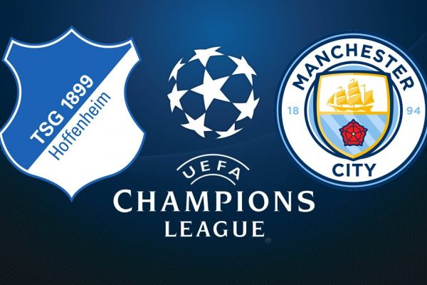 Manchester City vs Hoffenheim UEFA Champions League 12/12