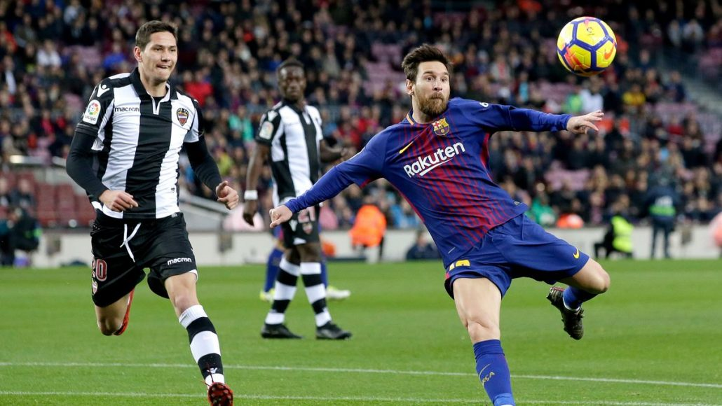 FC Barcelona vs Levante Free Betting Tips 17.01.2019