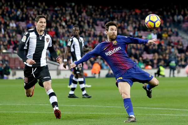 FC Barcelona vs Levante Free Betting Tips 17.01.2019