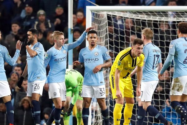 Burton vs Manchester City Free Betting Tips 23.01.2019