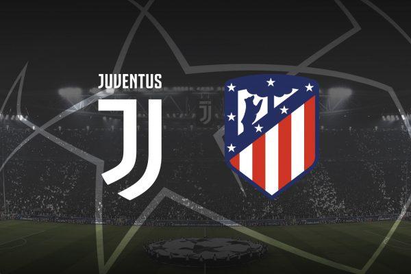 Atletico Madrid vs Juventus Torino 20.02.2019