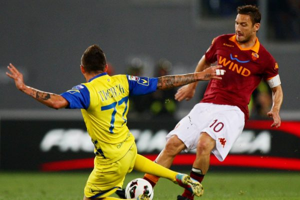 Chievo vs Roma Free Betting Tips 08.02.2019