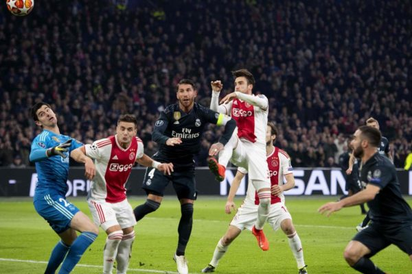 Real Madrid vs Ajax Free Betting Tips 05.03.2019