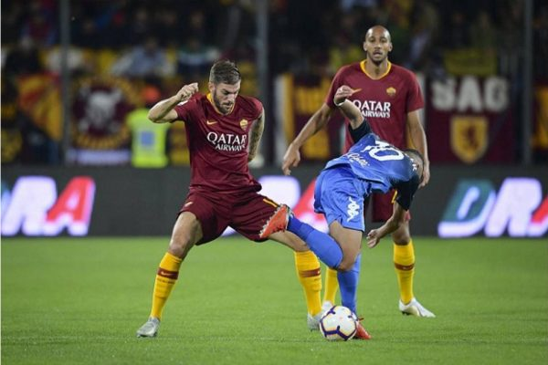 Roma vs Empoli Free Betting Tips 11.03.2019