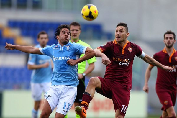 Lazio vs AS Roma Free Betting Tips 01.09.2019
