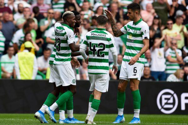 Celtic vs AIK Europa League 22.08.2019