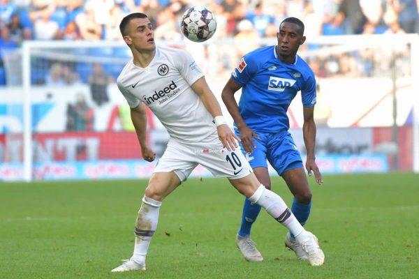 Frankfurt vs Strasbourg Europa League 29.08.2019