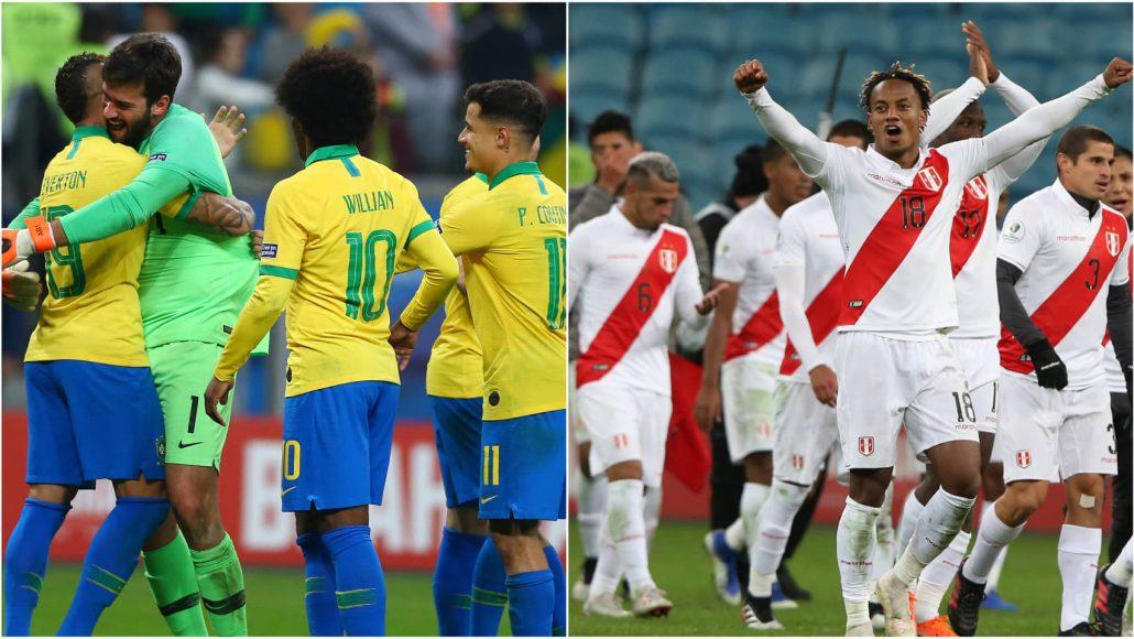 Peru vs Brazil Free Betting Tips 11.09.2019