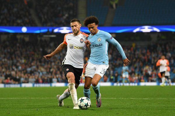 Manchester City vs Sahtior Donetsk Free Betting Tips 26.11.2019