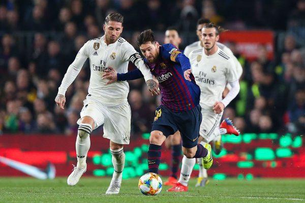 Barcelona vs Real Madrid Free Football Prediction