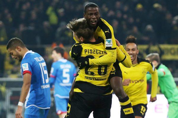 Hoffenheim vs Borussia Dortmund Free Football Prediction