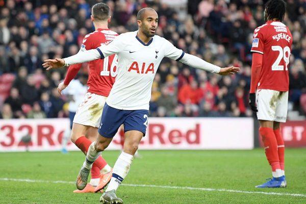 Middlesbrough vs Tottenham Free Betting Tips