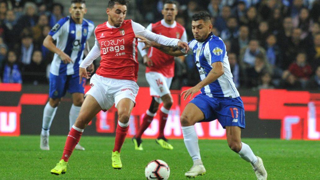 FC Porto vs Sporting Braga Free Betting Tips