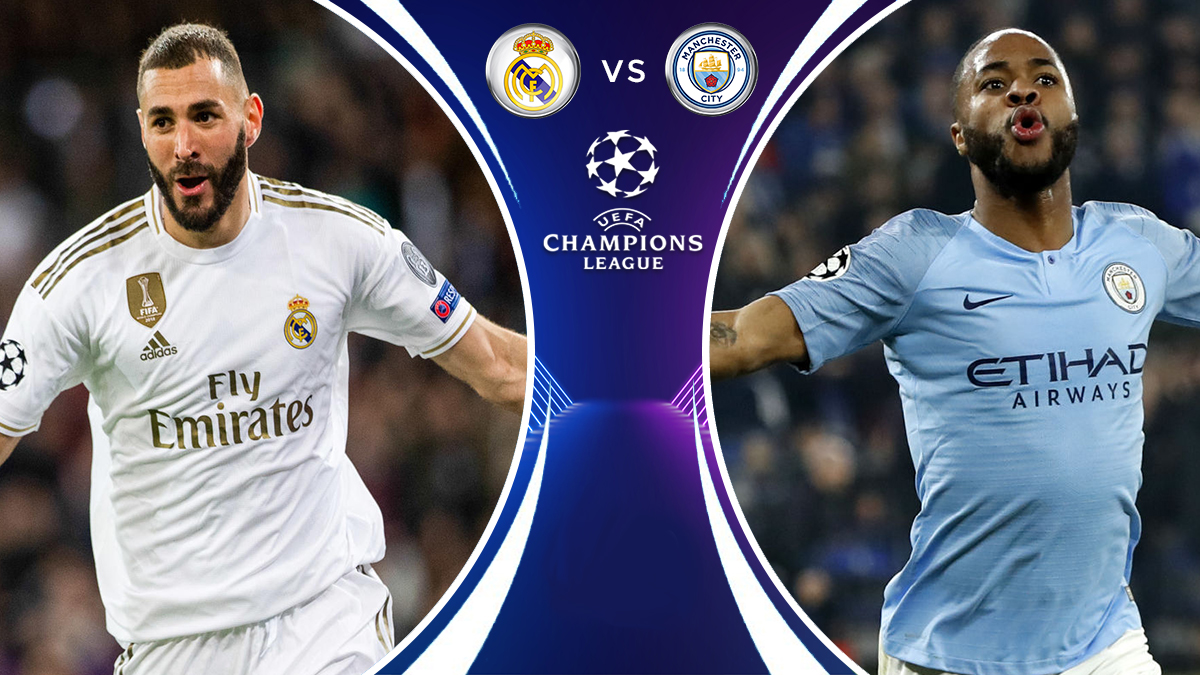 Real Madrid Vs Manchester City Soccer Betting Tips
